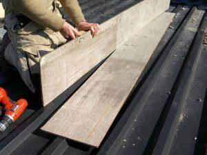 Klussen met hout
